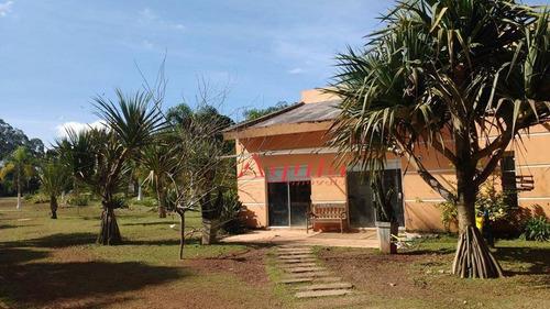 Chácara  Residencial À Venda, Vila Balneária, São Bernardo Do Campo. - Ch0074