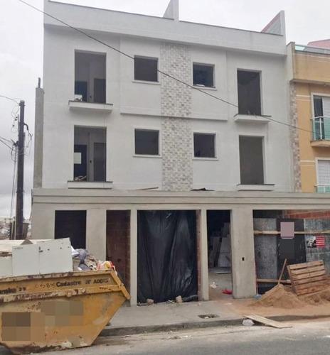Apartamento Com 2 Dormitórios À Venda, 48 M² Por R$ 254.000,00 - Parque Novo Oratório - Santo André/sp - Ap2485
