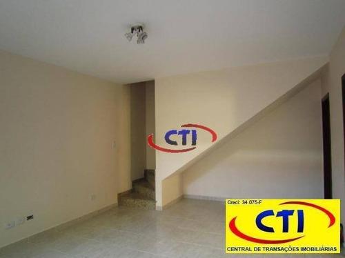 Imagem 1 de 11 de Sobrado  3 Dormitorios, Vila Flórida, São Bernardo Do Campo. - So0082