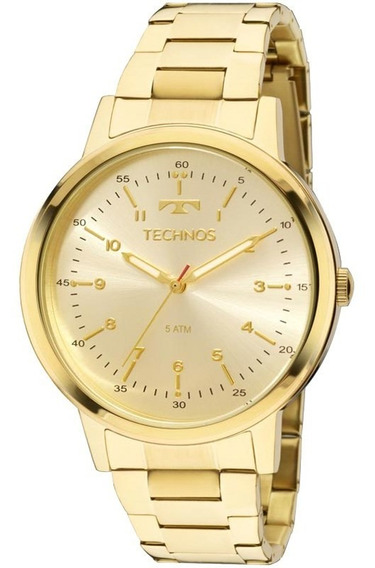 Relógio Technos Feminino 2035mfn/4d