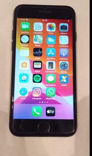 iPhone 7 . 128g Preto