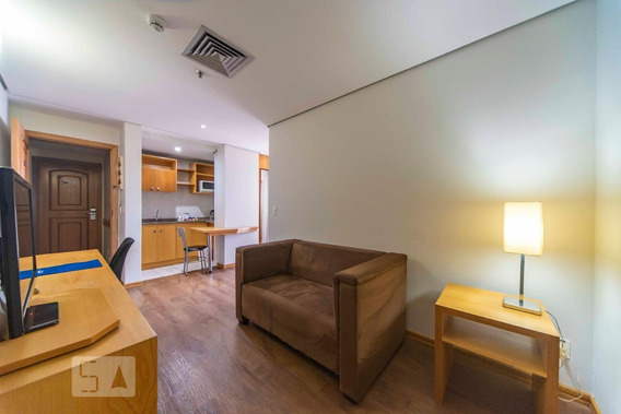 Apartamento Para Aluguel - Jardim Bela Vista, 1 Quarto, 42 - 893035478
