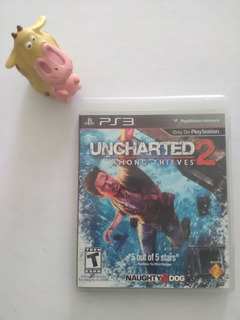 Uncharted 2 Among Thieves Ps3 Garantizado