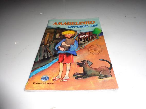 Livro Amarelinho Ganymedes Jose Usado R.948