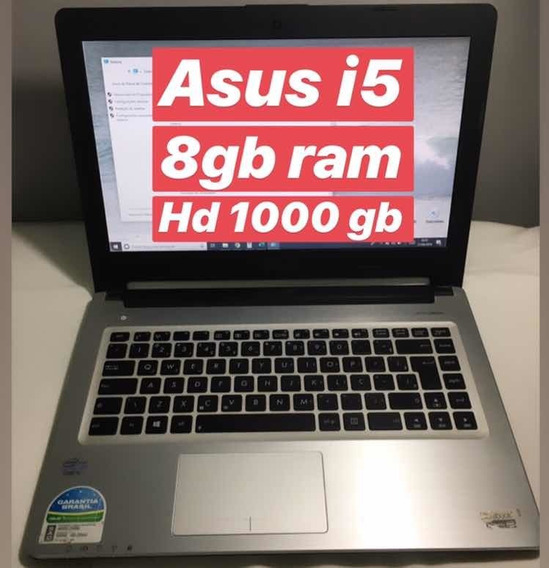 Notebook Asus 14 8gb Ram 1000gb Hd