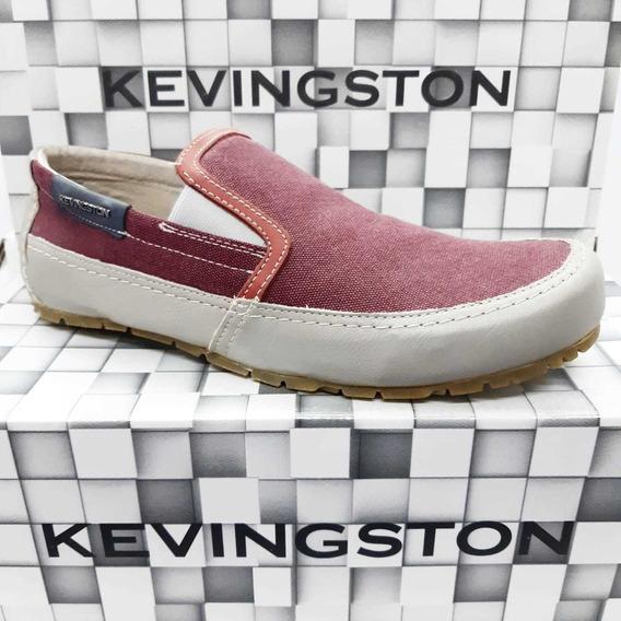 Zapatos Kevingston Halton Bordó Tracoon