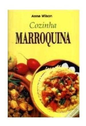 Livro Cozinha Marroquina
