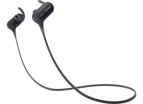Imagen 1 de 5 de Sony Mdr-xb50bs Black Audifonos Extra Bass Bluetooth Sport