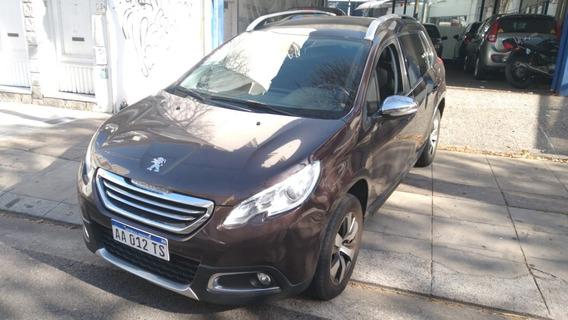 Peugeot 2008 Sport 1.6 Thp - Darc Usados Garantizado!!