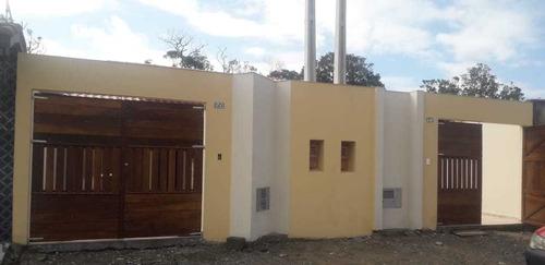 Casa Nova Em Itanhaém R$ 185,900 Mil