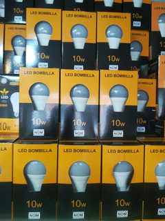 Foco Led Bulbo 10w.