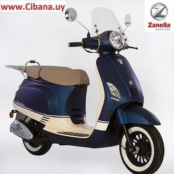 Imagen 1 de 8 de Moto Zanella Styler Exclusive 125 Automatica