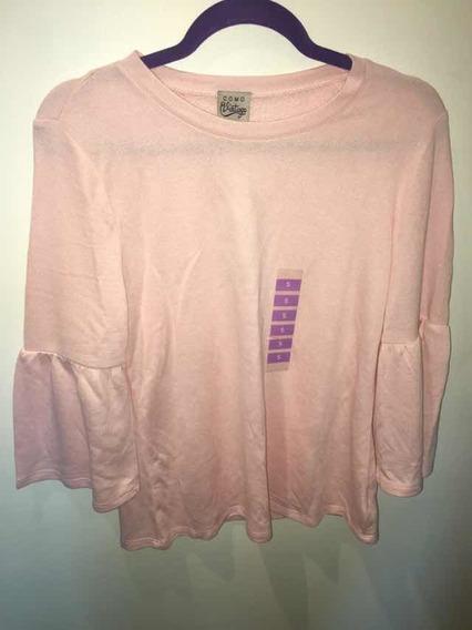 Swetear Importado Para Damas Color Melón Talla S