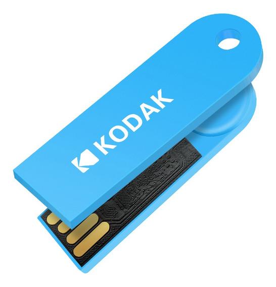 Kodak K212 Slim U Disco Portátil Usb 2.0 No Veículo Música U