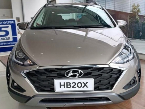 Imagem 1 de 5 de Hyundai Hb20x 1.6 16v Evolution