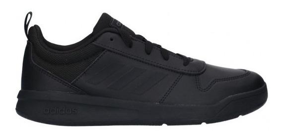 Zapatilla adidas Tensaur Kids Negro/negro