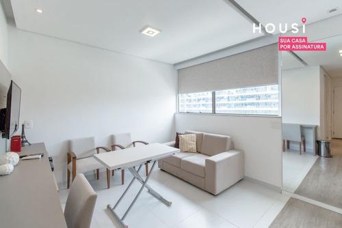 Imagem 1 de 15 de Apartamento - Itaim Bibi - Ref: 967 - L-967