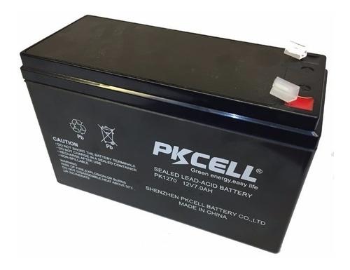 Bateria 12v 7ah Alarmas Ups Iluminacion Plomo Acido