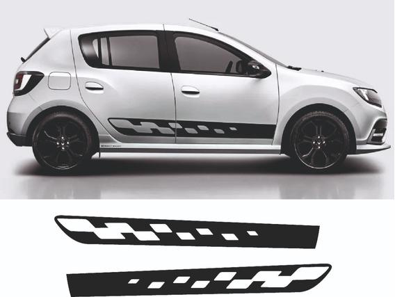 Calcos Renault Sandero Stepway Linea Nueva