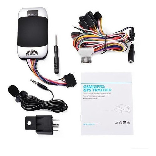 Gps Coban Tracker Localizador Satelital Homologado Moto-carr