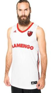 Camiseta adidas Flamengo Basquete