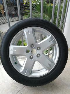 Rines De Lujo Rin19 Dodge Journey Usados, Valor X5+ 4llantas