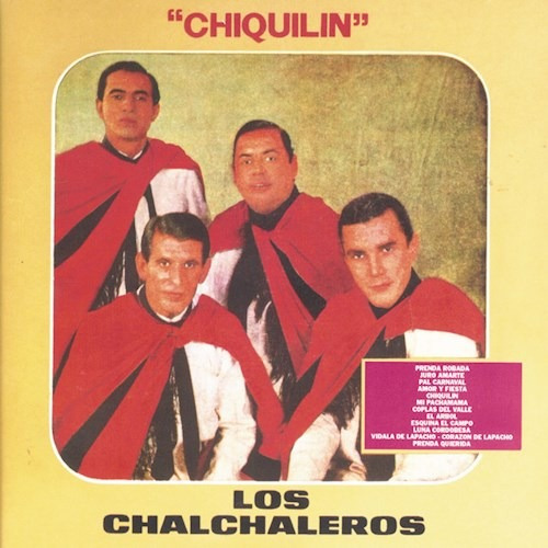Chiquilin - Los Chalchaleros (cd)