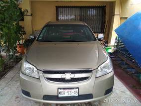 Chevrolet Epica Lt Paq D Mt 2009