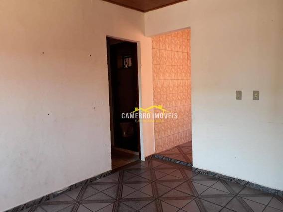 Casa Com 1 Dormitório Para Alugar Por R$ 650/mês - Jardim Paz - Americana/sp - Ca2027