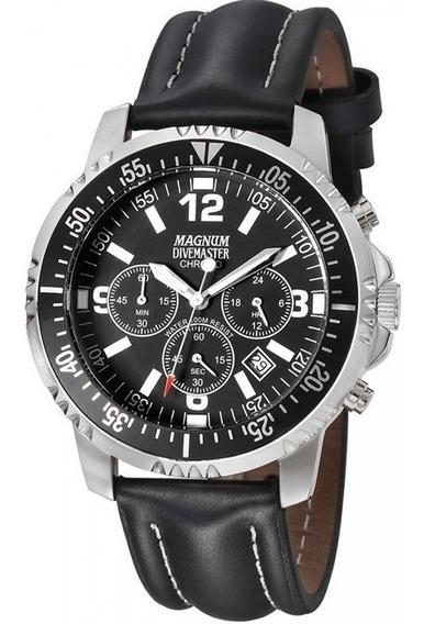Relógio Magnum Divemaster Masculino Ma30392t