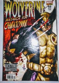 Hq - Wolverine Nº 62 - Matança Em Chinatown