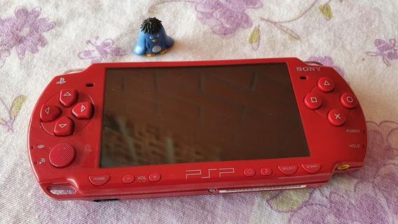 Sony Psp 2000 Console Japonês Funcionando Perfeitamente A3