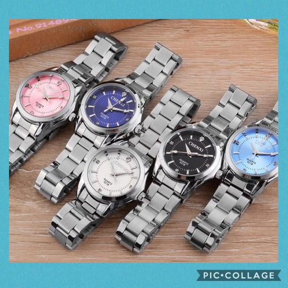 Relógio Chenxi Feminino, Ótima Qualidade!!!muito Barato!!!