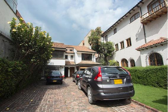Casas En Venta El Nogal 90-60933