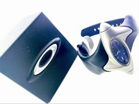 Relógio Oakley Torpedo Azul Na Caixa 100% Original