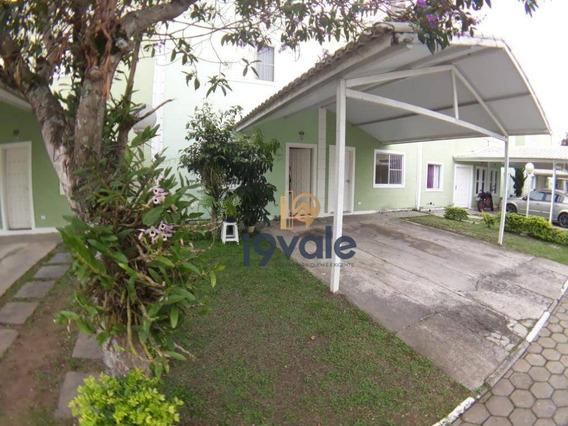 Casa Residencial Em Condomínio Fechado À Venda, Jardim Califórnia, Jacareí. - Ca0976