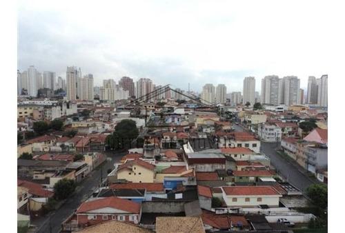 Imagem 1 de 8 de Apartamento Com 3 Dormitórios - 1 Suíte -1 Vaga - 75m²  No Tatuapé !