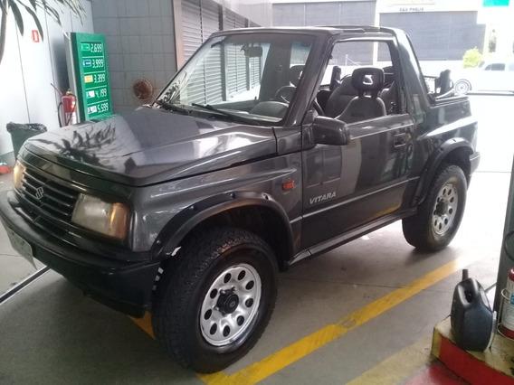 Suzuki Vitara Jlxi Canvas Top Aut. 4x4