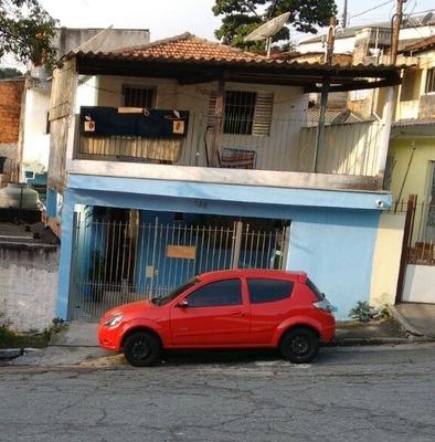 Sobrado Em Pirituba/jd. Maristela - 2 Dormitórios, 1 Vaga - 4365