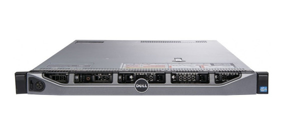 Servidor Dell R620 2 Sas 300g 2,5 2 E5-2680 Octa Core 32gb