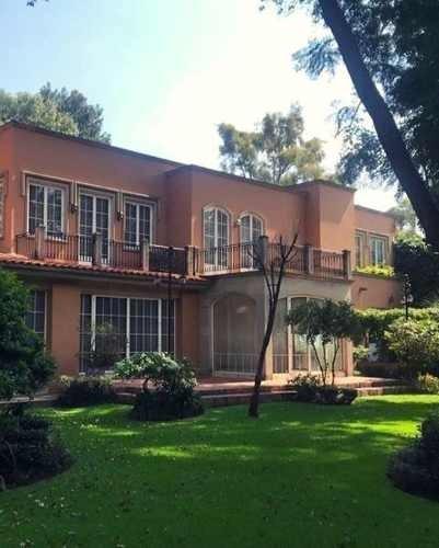 Espectacular Casa En El Centro De Coyoacan En Venta O Renta