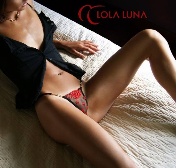 Tanga Carmen Closed Marca Lola Luna