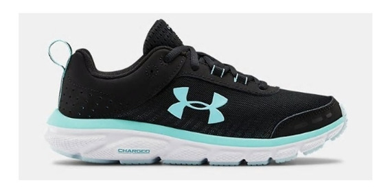 Zapatillas Under Armour Charged Assert 8 Mujer Running