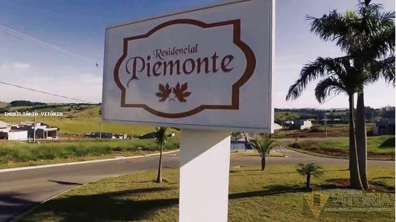 Terreno Para Venda Em Bragança Paulista, Piomonte - Pv 599