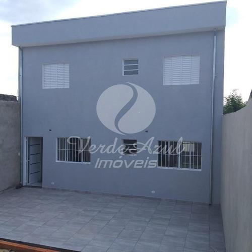 Casa À Venda Em Parque Residencial São Clemente - Ca008251