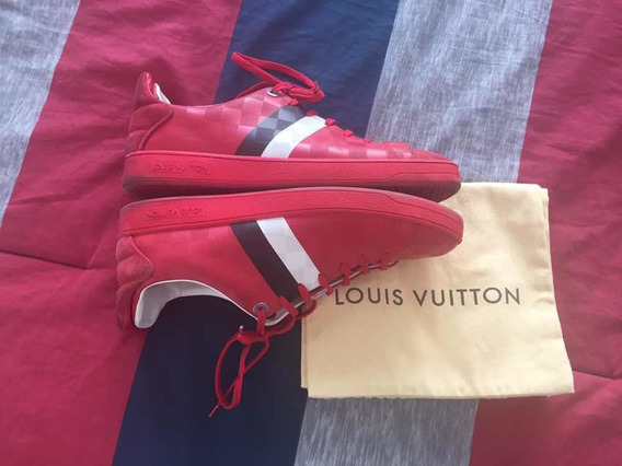 Tenis Louis Vuitton Originales 7.5 Mx