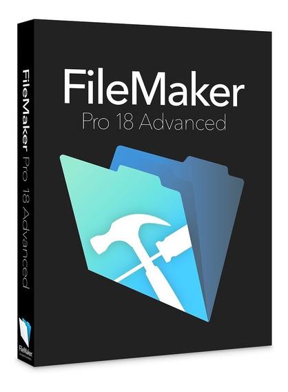 Filemaker Pro 18 Advanced / Para Window 1 Pc