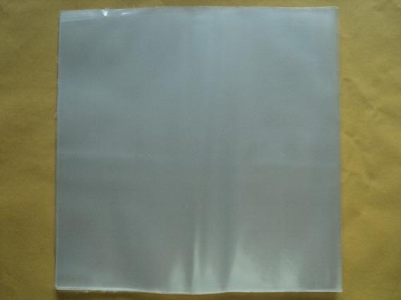 50 Plásticos Externos P/ Vinil Lps 0,20 Grossos Frete 20,00