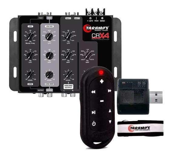 Crossover Mesa Taramps Crx-4 Crx4 4 Vias + Controle Connect