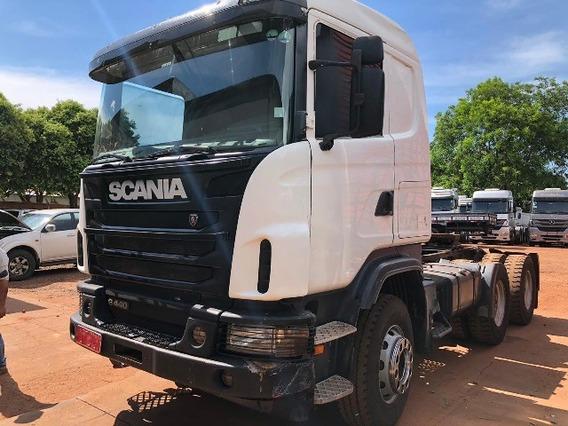 Scania G 440 6x4 Ano 2012 Semi Automática 5 Unidades